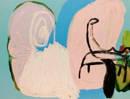 La peinture sans posture
